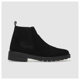 Schuh Black Speedy Boots