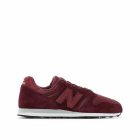 WL373BSP Leather Trainers