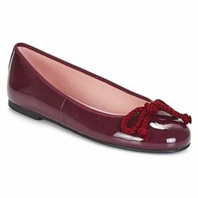 Pretty Ballerinas  PRETOUA  women's Shoes (Pumps / Ballerinas) in Red
