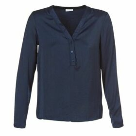Vila  VICAVA  women's Blouse in Blue