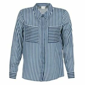 JDY  JDYELAINE  women's Shirt in Blue