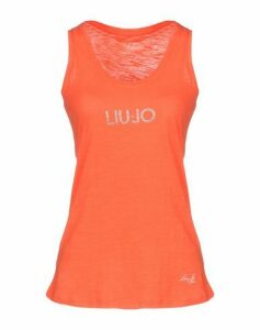 LIU •JO TOPWEAR Vests Women on YOOX.COM