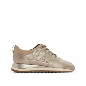 D Tabelya Leather Trainers