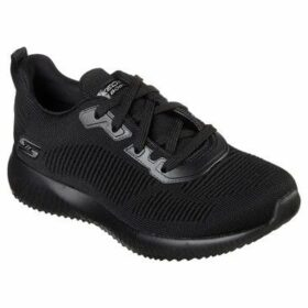 Skechers  BOBS Sport Squad - Tough Talk  women's Shoes (Trainers) in Black