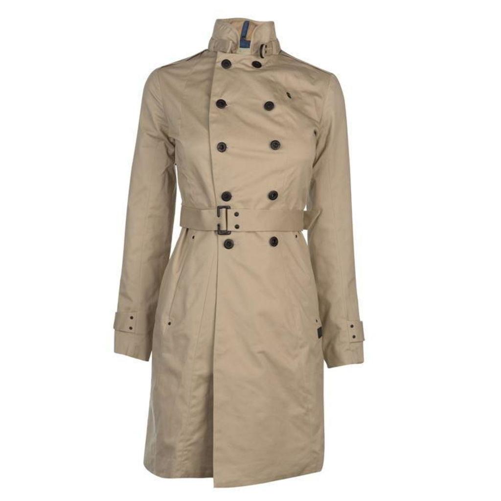 G Star Perfect Slim Trench Coat