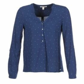 Esprit  VROB  women's Blouse in Blue