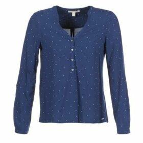 Esprit  VROB  women's Blouse in Blue