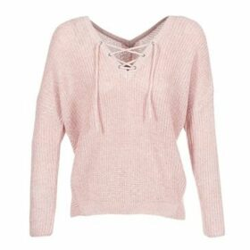Only  ONLPEYTON  women's Sweater in Pink