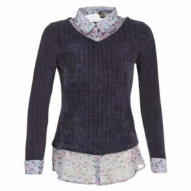 Smash  URANIE  women's Sweater in Blue