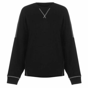 Firetrap Crew Stitched Sweater