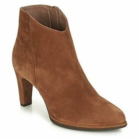 Wonders  NUSSI  women's Low Ankle Boots in Brown