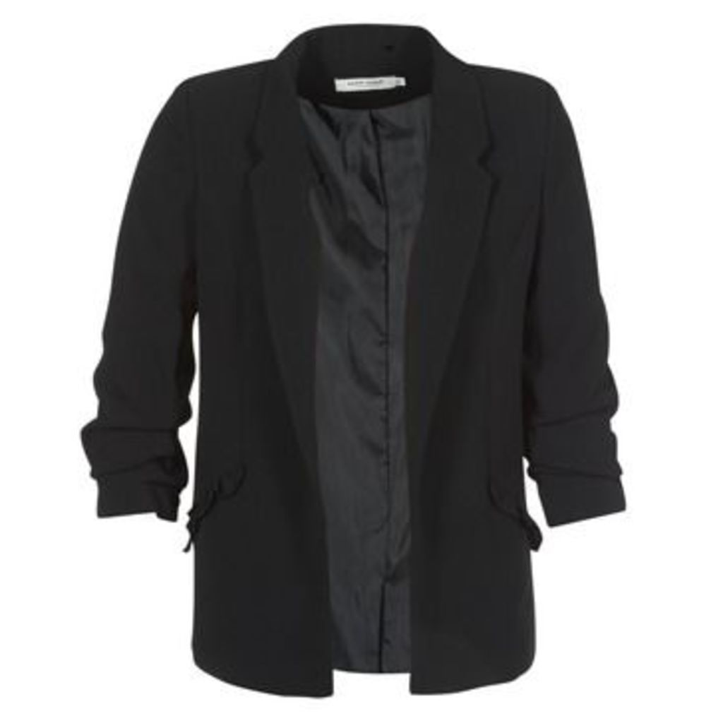 Naf Naf  EFLUIDINA  women's Jacket in Black