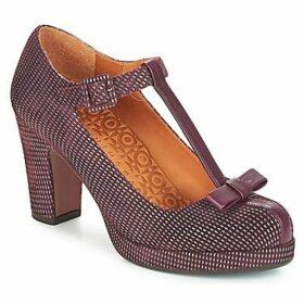 Chie Mihara  JUZEL  women's Court Shoes in Purple
