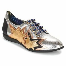 Irregular Choice  Star light  women's Casual Shoes in Silver