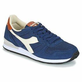 Diadora  CAMARO  women's Shoes (Trainers) in Blue