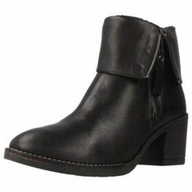 Carmela  66514C  women's Low Ankle Boots in Black