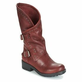 Musse   Cloud  FALIDA  women's High Boots in Red