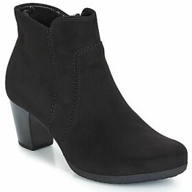 Gabor  KENAT  women's Low Ankle Boots in Black