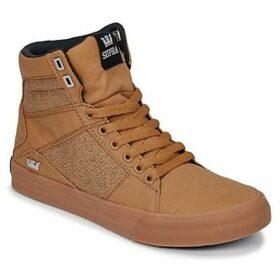 Supra  ALUMINIUM  women's Shoes (High-top Trainers) in Brown