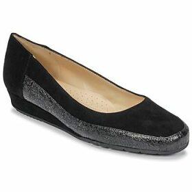 Perlato  TRASA  women's Shoes (Pumps / Ballerinas) in Black