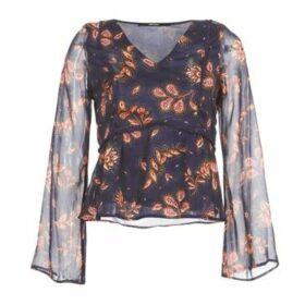 Vero Moda  VMJOANNA  women's Blouse in Blue