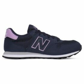 New Balance  500  women's Shoes (Trainers) in multicolour