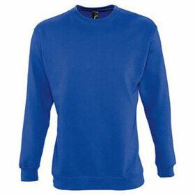Sols  Unisex Supreme Sweatshirt  women's Sweatshirt in Blue