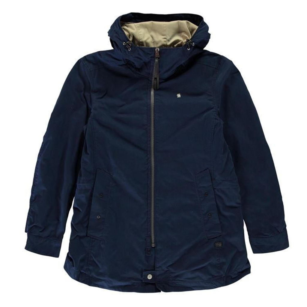 G Star Raw Minor Hooded Jacket
