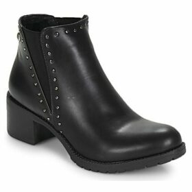 LPB Shoes  LAURA  women's Low Ankle Boots in Black