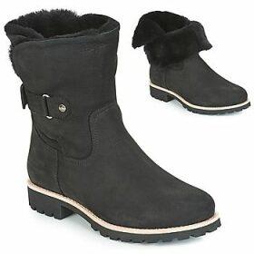 Panama Jack  FELIA  women's Mid Boots in Black