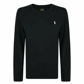 Polo Ralph Lauren Long Sleeve Pony T Shirt