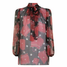 Dolce and Gabbana Miss Sicily Blouse