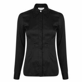 By Malene Birger Westa Stretch Silk Shirt