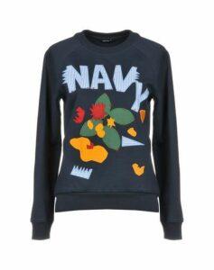 JIL SANDER NAVY TOPWEAR Sweatshirts Women on YOOX.COM