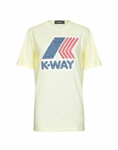 DSQUARED2 x K-WAY TOPWEAR T-shirts Women on YOOX.COM