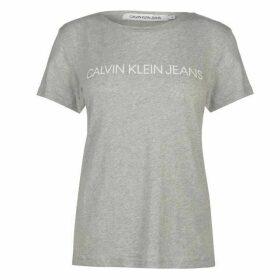 Calvin Klein Jeans Institutional T Shirt