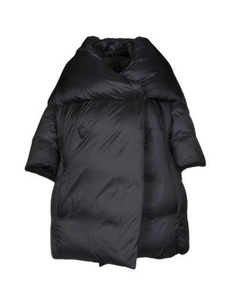 RICK OWENS COATS & JACKETS Down jackets Women on YOOX.COM