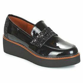 Sweet Lemon  MIRCLE  women's Loafers / Casual Shoes in Black