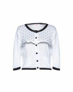 BLUGIRL BLUMARINE KNITWEAR Cardigans Women on YOOX.COM