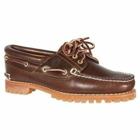 Timberland  3EYE Noreen  women's Boat Shoes in Brown
