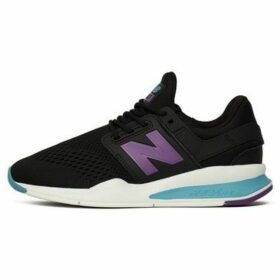 New Balance  247  women's Shoes (Trainers) in Black