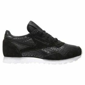 Reebok Sport  Paris Runner Gallery II  women's Shoes (Trainers) in Black