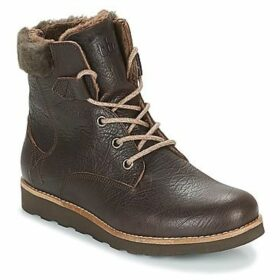 TBS  ANAICK  women's Mid Boots in Brown