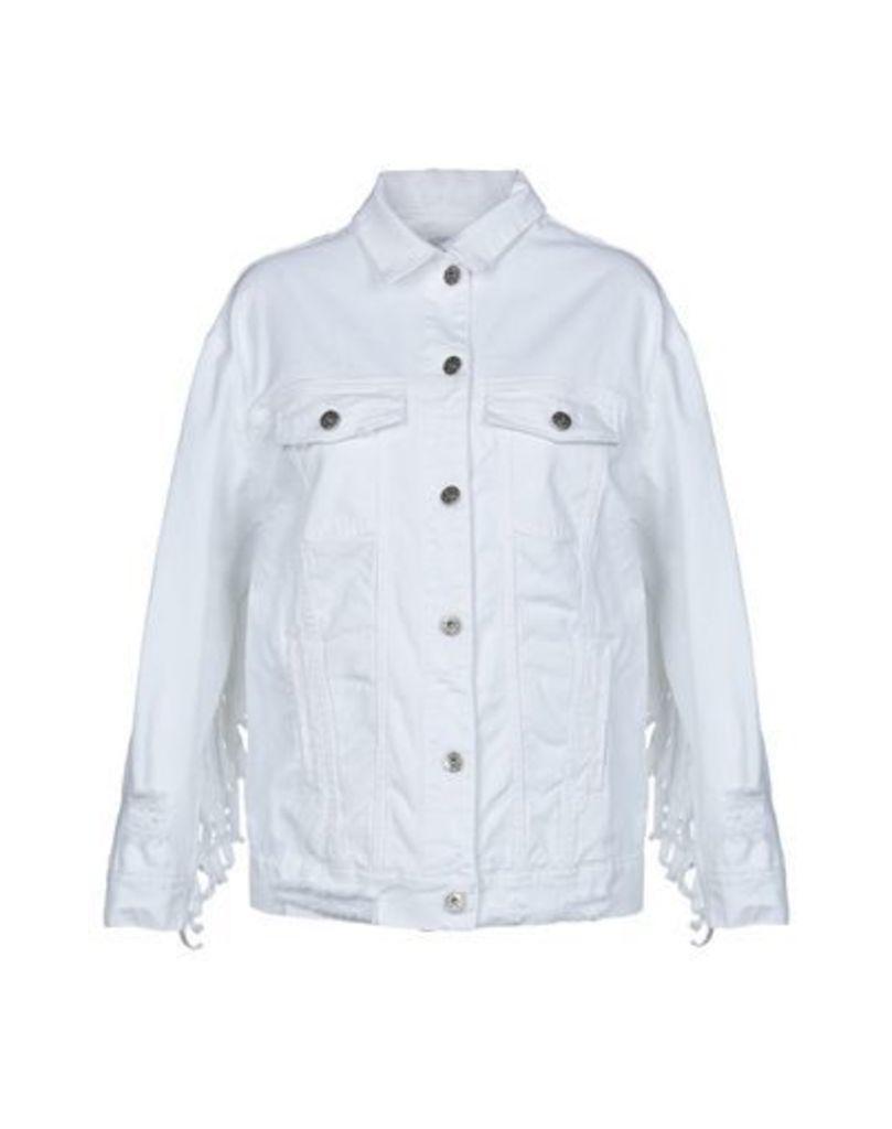 BERNA DENIM Denim outerwear Women on YOOX.COM