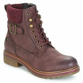Refresh  ASTURIA  women's Mid Boots in Red