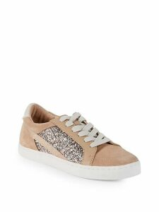 Zoom Lace-Up Sneakers