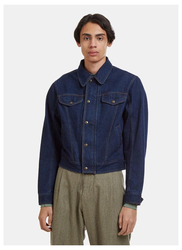 GmbH Denim Cem Jacket in Blue size L