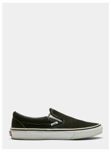 Vans Classic Slip-on Sneakers in Black size US - 12