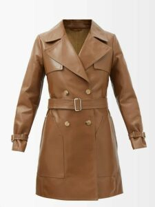 Calvin Klein - Side-zip Oversized Lambswool Sweater - Womens - Grey