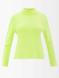 Ashish - Tinsel Sequin Embellished Silk Top - Womens - Multi